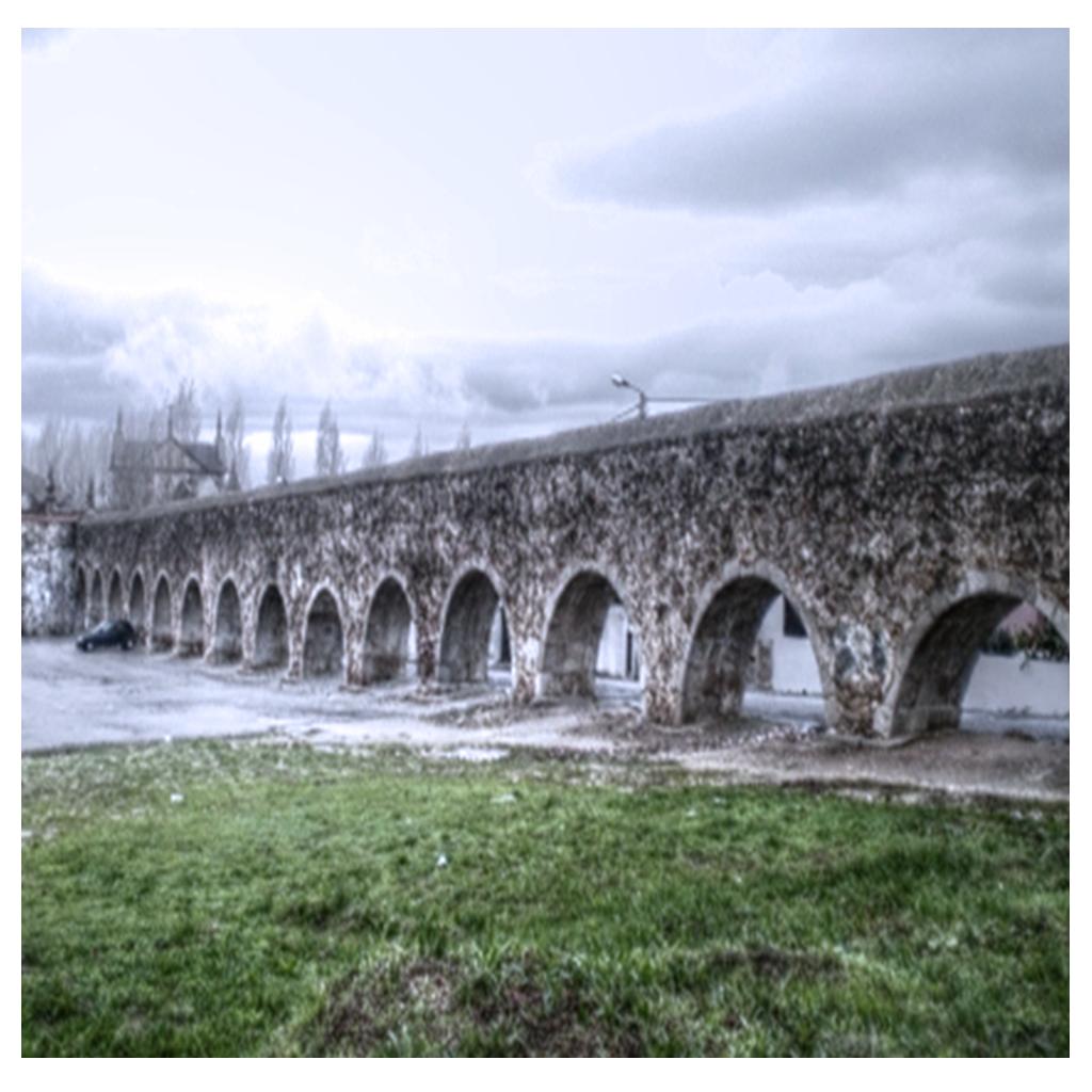 Aqueduto das Amoreiras Grijó