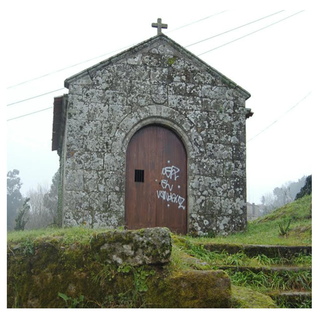 Capela Românica de Quebrantões