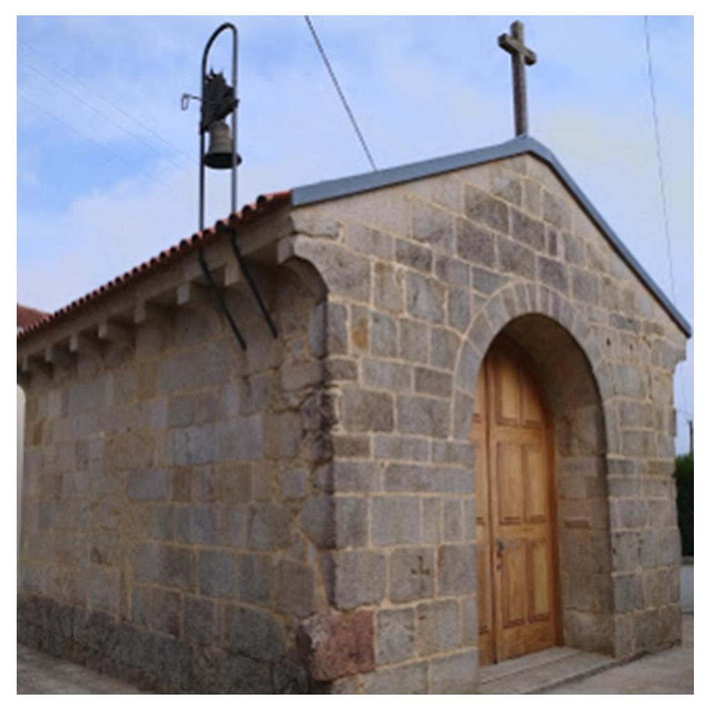 Capela do Mosteiro das Donas_Sandim