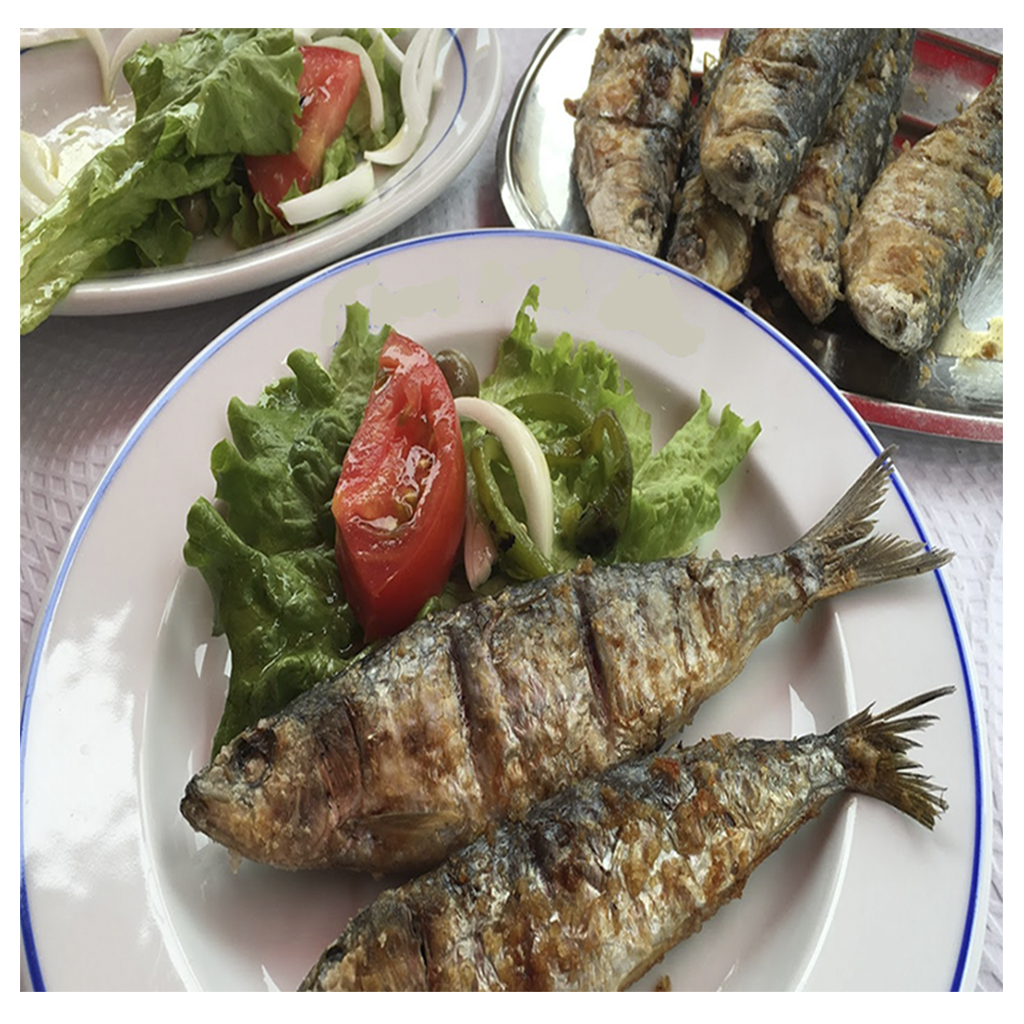 Gastronomia de Canidelo