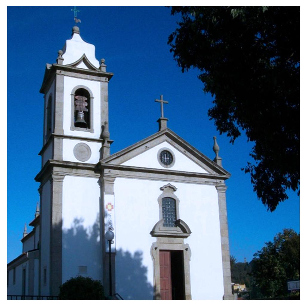 Igreja Matriz São Salvador do Perosinho