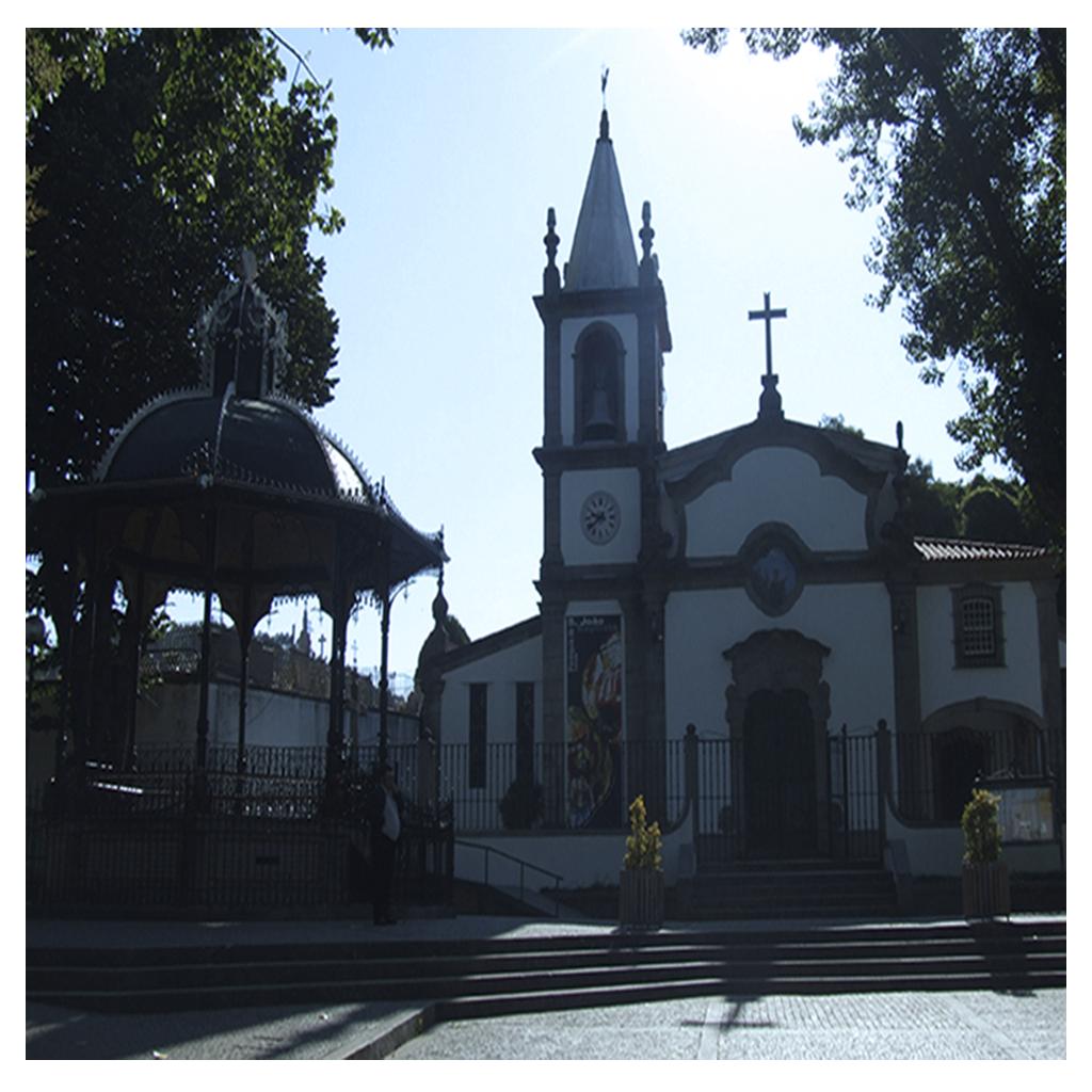 Igreja Matriz de Canelas