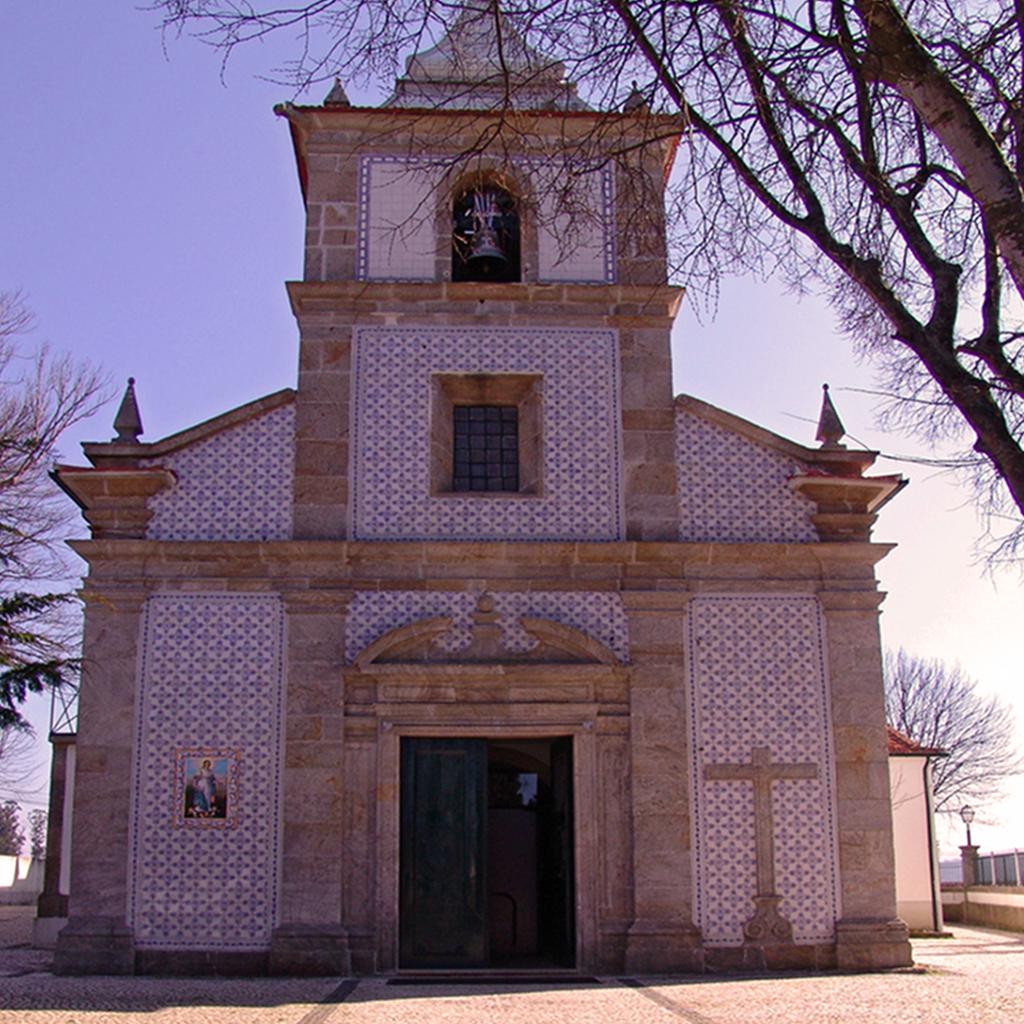 Igreja Matriz de Sandim