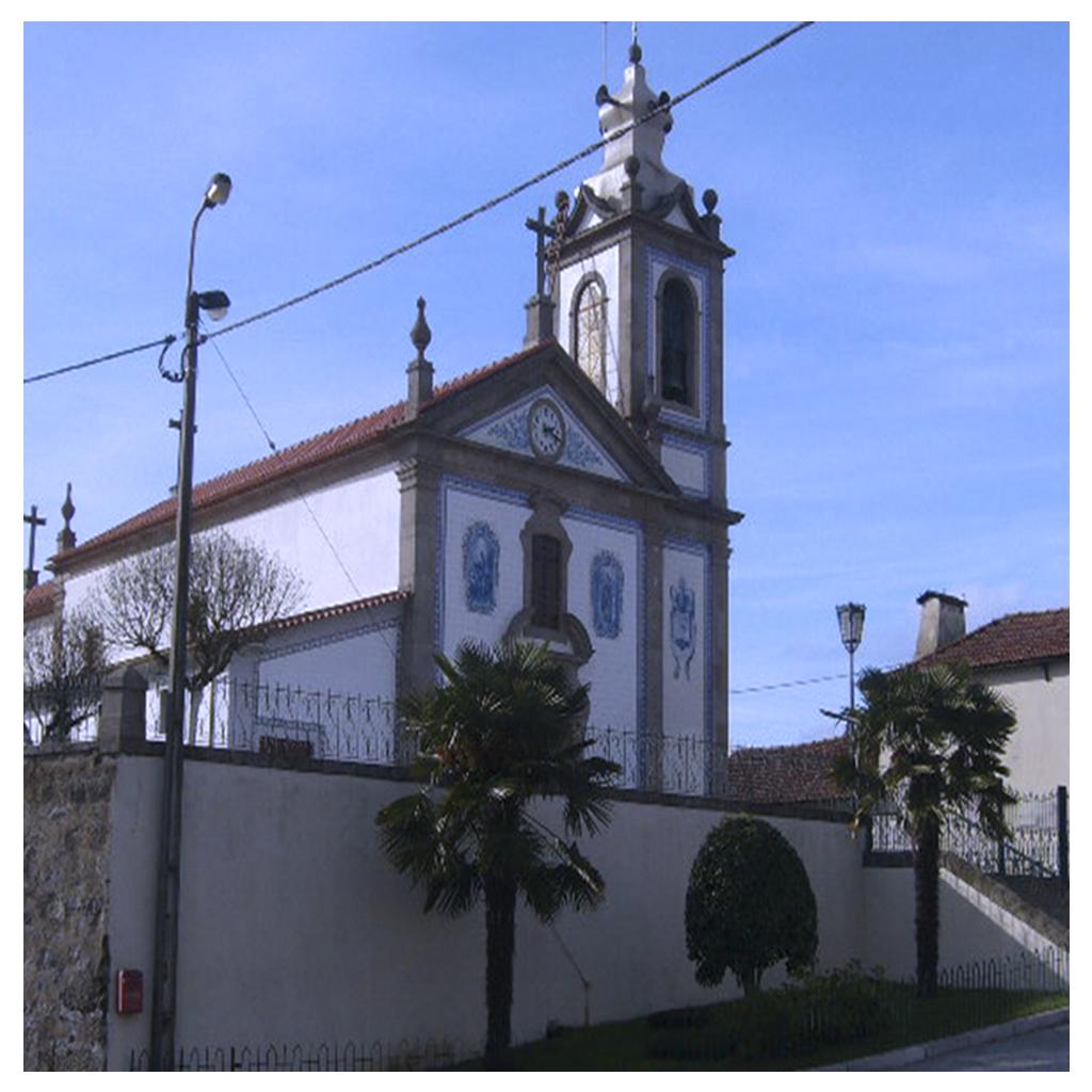 Igreja Paroquial São Mamede de Serzedo